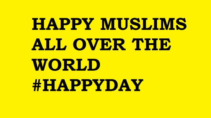 Pharrel; Happy Muslims!!